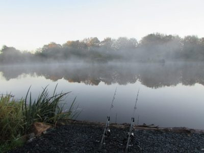 Autumn @ L'Angottiere Carp Fishery, Normandy. France
