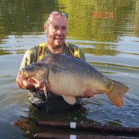 french carp fishing at l'angottiere carp fishery