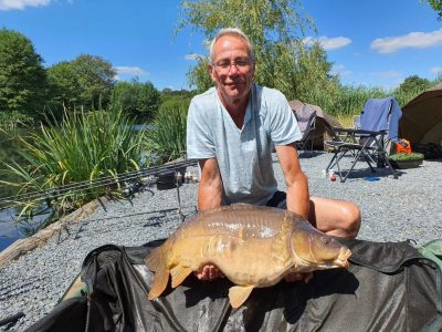 L'Angottiere carp fishery in france offering exclusive carp fishing