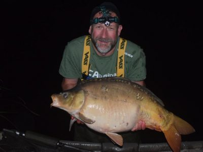carp fishing in normandy